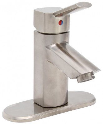 Single Lever Handle Lavatory Faucet