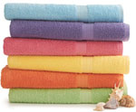 Staybright Solid Color Pool Towels