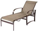 Atrium Sling Chaise Lounge