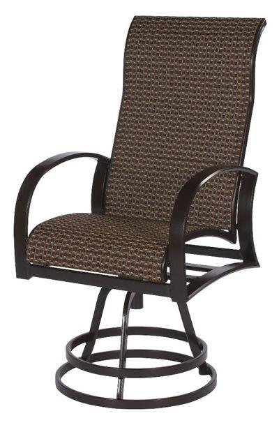 Hi-Back Swivel Gathering Chair