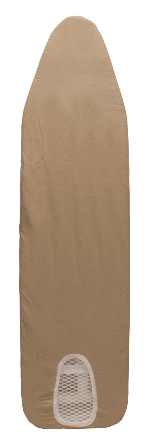 Replacement Ironing Board Cover- Bungee- Khaki- Fitted for Iron Connection