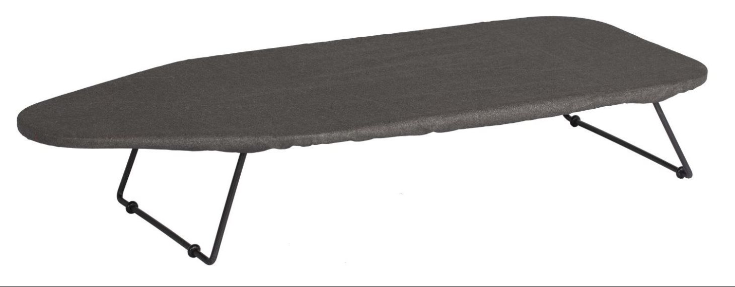 Dorm Board/TableTop Ironing Board- Charcoal Cover