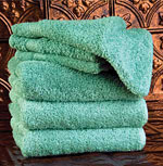 Golden Touch Colored Hand Towels