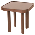 18 Inch Square Occasional Table