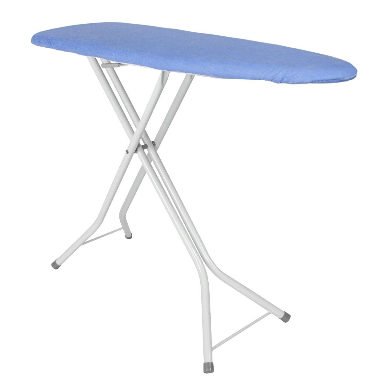 Compact Ironing Board- Blue Cover
