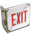 LED Series Exit Sign