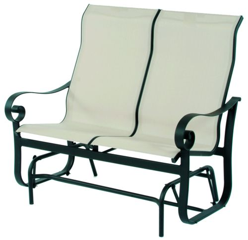 Loveseat Glider  EM109 Optional Cushion