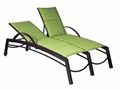 CURV Hi-Seat Double Chaise