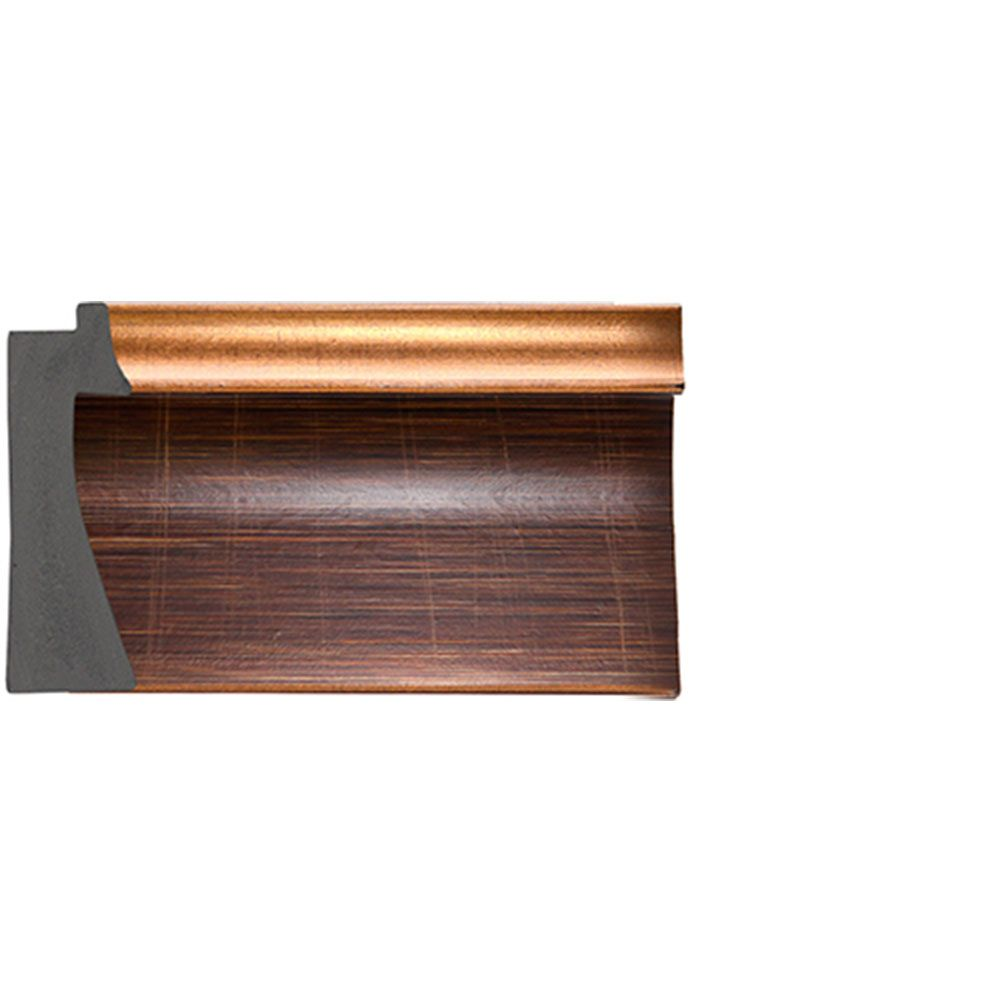 Light Bronze 2 3/16 inch Width Contemporary