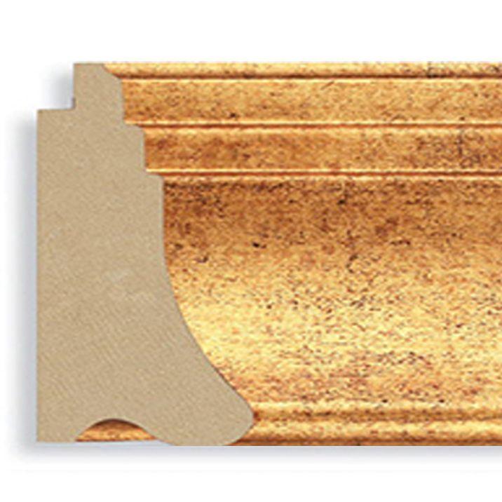Light Gold 3 1/2 Width