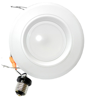 "LED 6""/5"" Recessed Retrofit Reflector Kit"