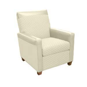Tilt-Back Lounge Chair