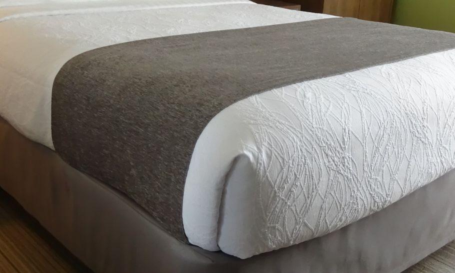 Bed Scarves - Slate