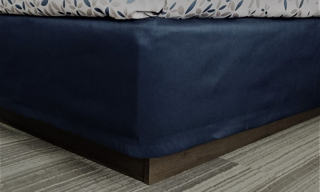 Box Spring Covers - Navy