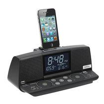 Sunbeam Elite Clock Radio, Black   CR1003-005