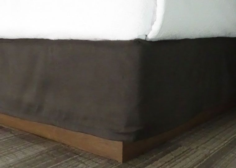 Box Spring Covers - Cocoa