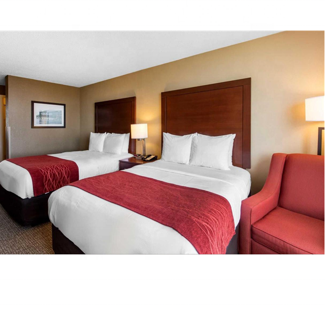One Stop Service Luxury Hotel Furniture Set Comfort Inn Furniture
