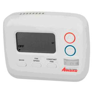 Amana DigiSmart DigiStat Remote RF Wireless Wall Mounted Thermostat with Motion PIR   DS01E