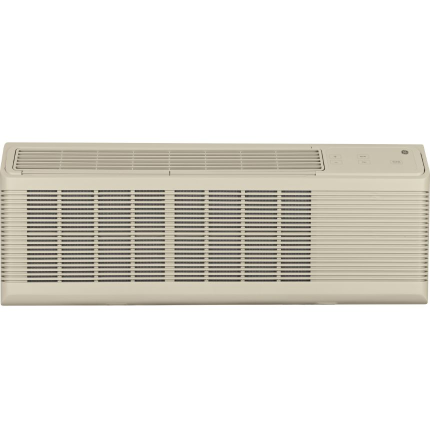 GE Zoneline Cooling and Electric Heat Unit with Corrosion Protection, 230/208 Volt