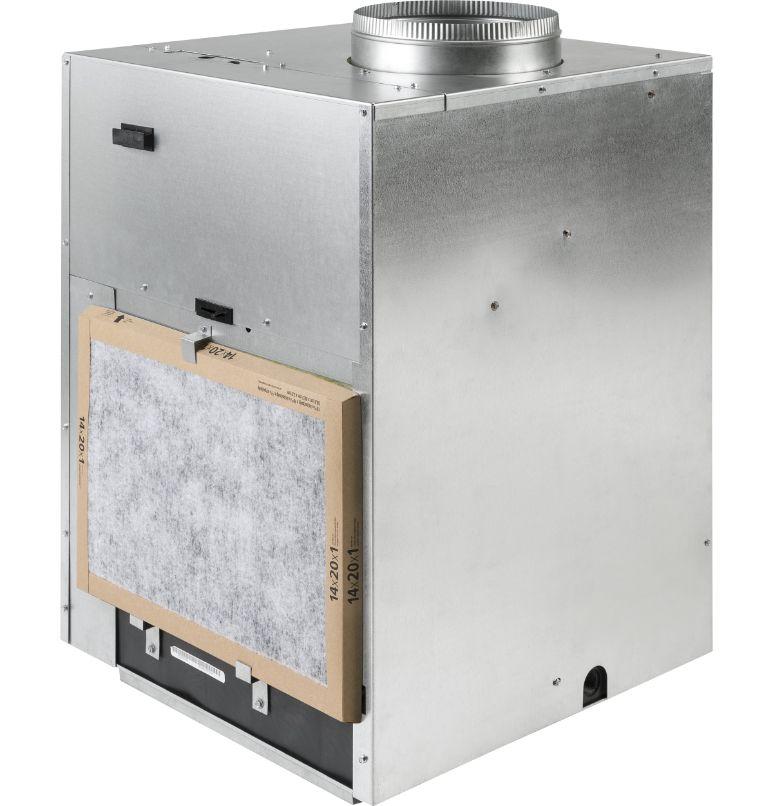 GE Zoneline Heat Pump Unit with Makeup Air, 230/208 Volt