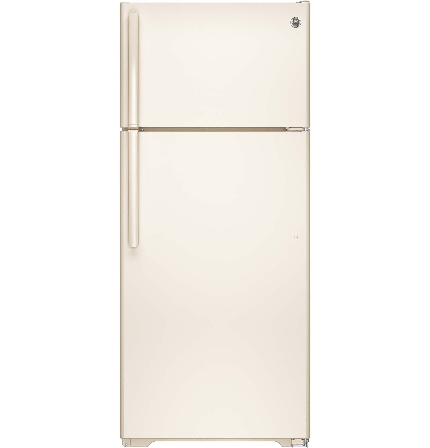 GE ENERGY STAR 17.5 Cu. Ft. Top-Freezer Refrigerator
