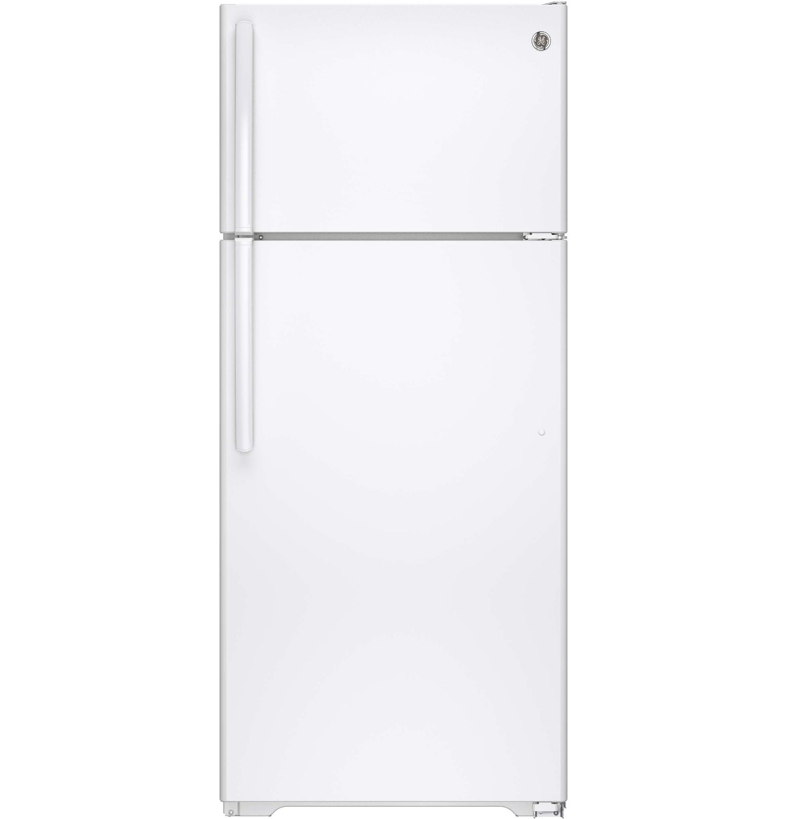 GE ENERGY STAR 15.5 Cu. Ft. Top-Freezer Refrigerator
