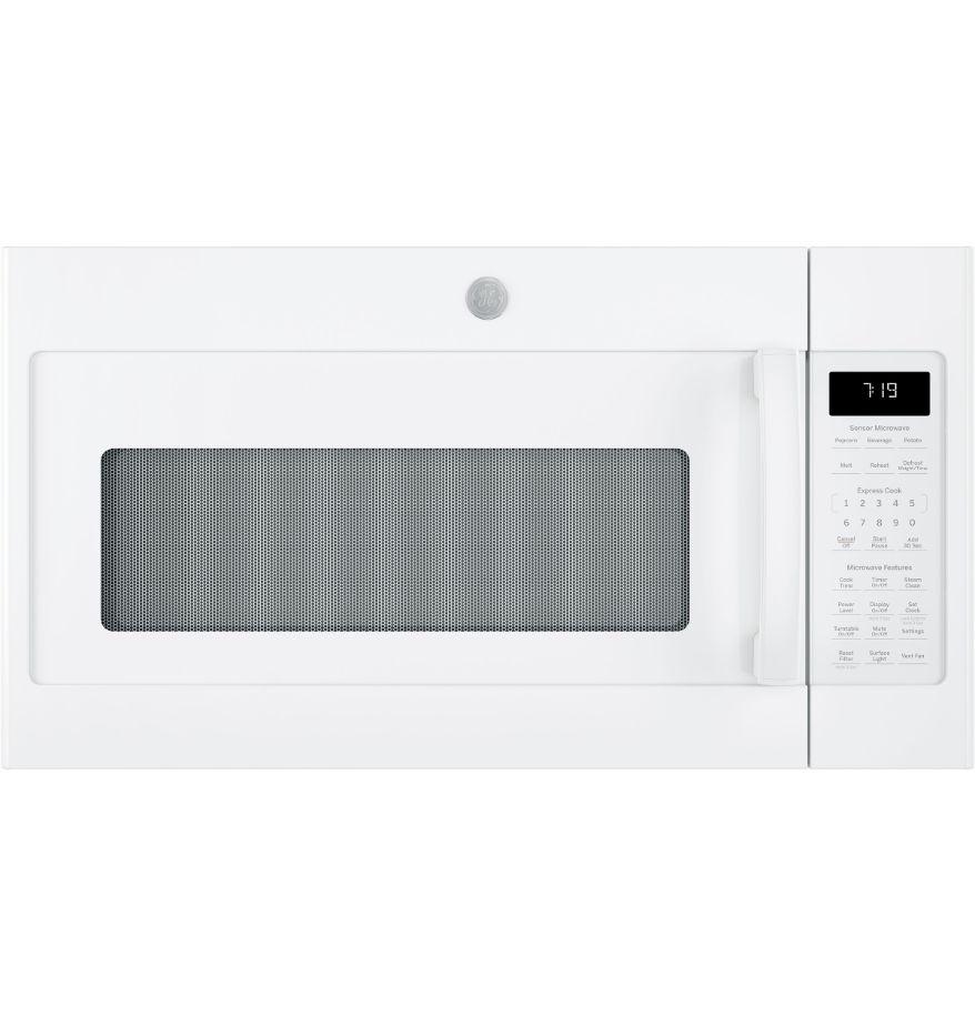 GE 1.7 Cu. Ft. Over-the-Range Sensor Microwave Oven