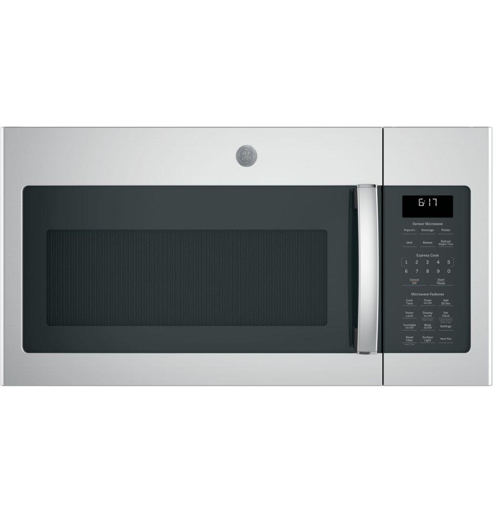 GE 1.9 Cu. Ft. Over-the-Range Sensor Microwave Oven