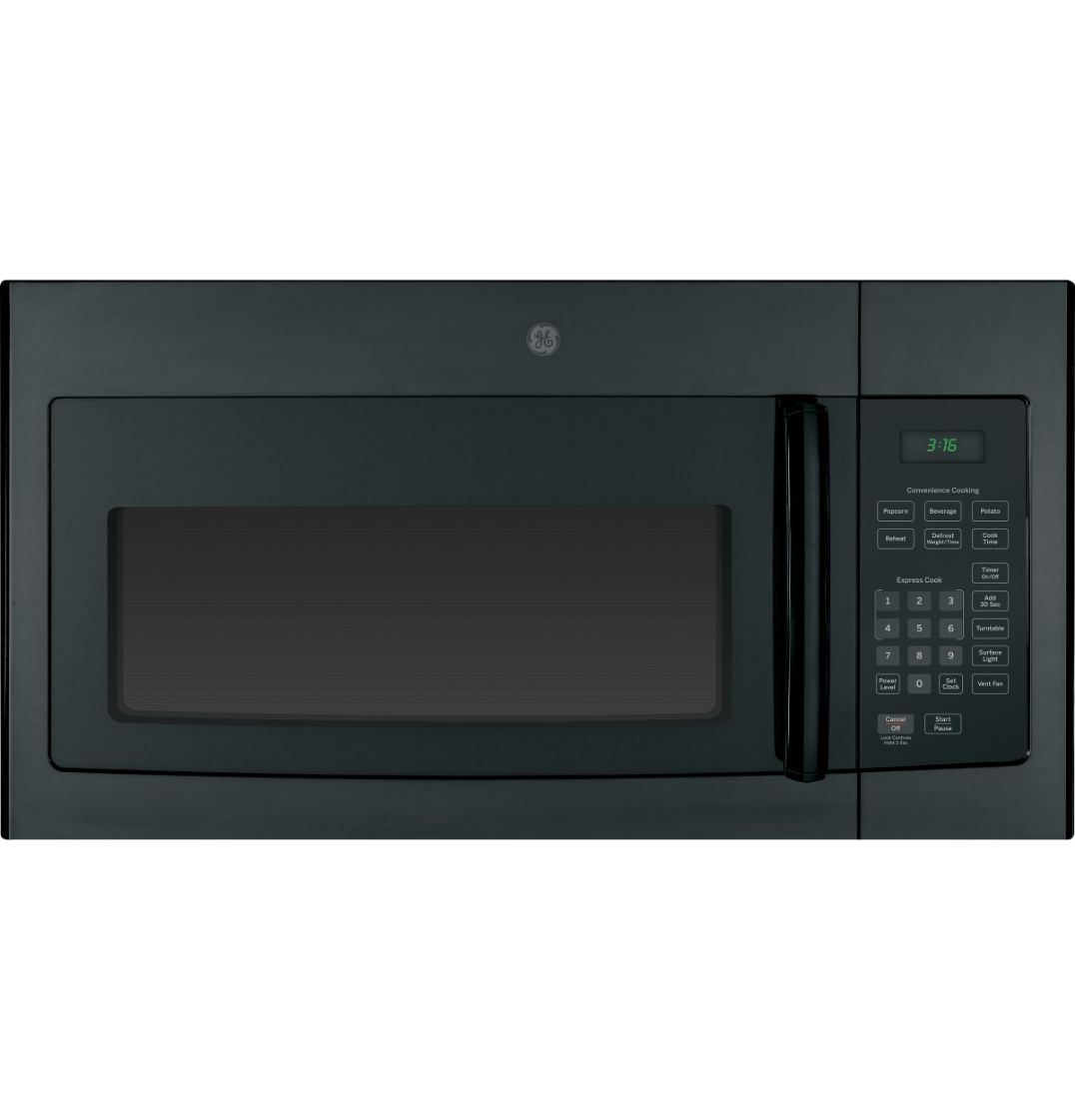 GE 1.7 Cu. Ft. Over-the-Range Microwave Oven