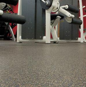 8MM Rubber Flooring Rolls