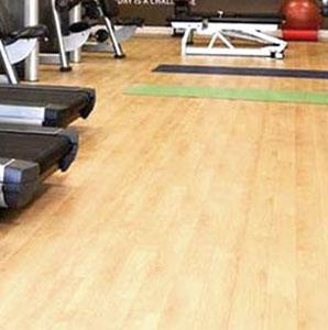 Wood-look Flooring Rolls
