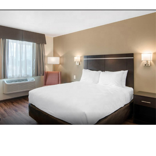 Hospitality Casegoods - Hotel Bedroom Set