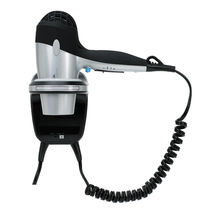 Mid-Size Wall-Mount Hair Dryer with Nightlight, Black HD3003-005-000