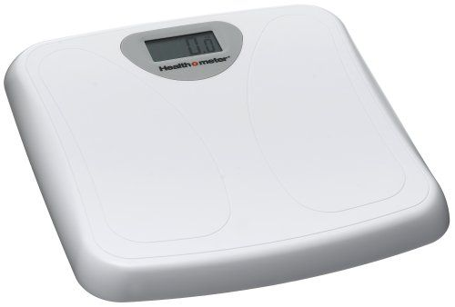 Health o Meter HDL150KD-01 Digital Scale, White