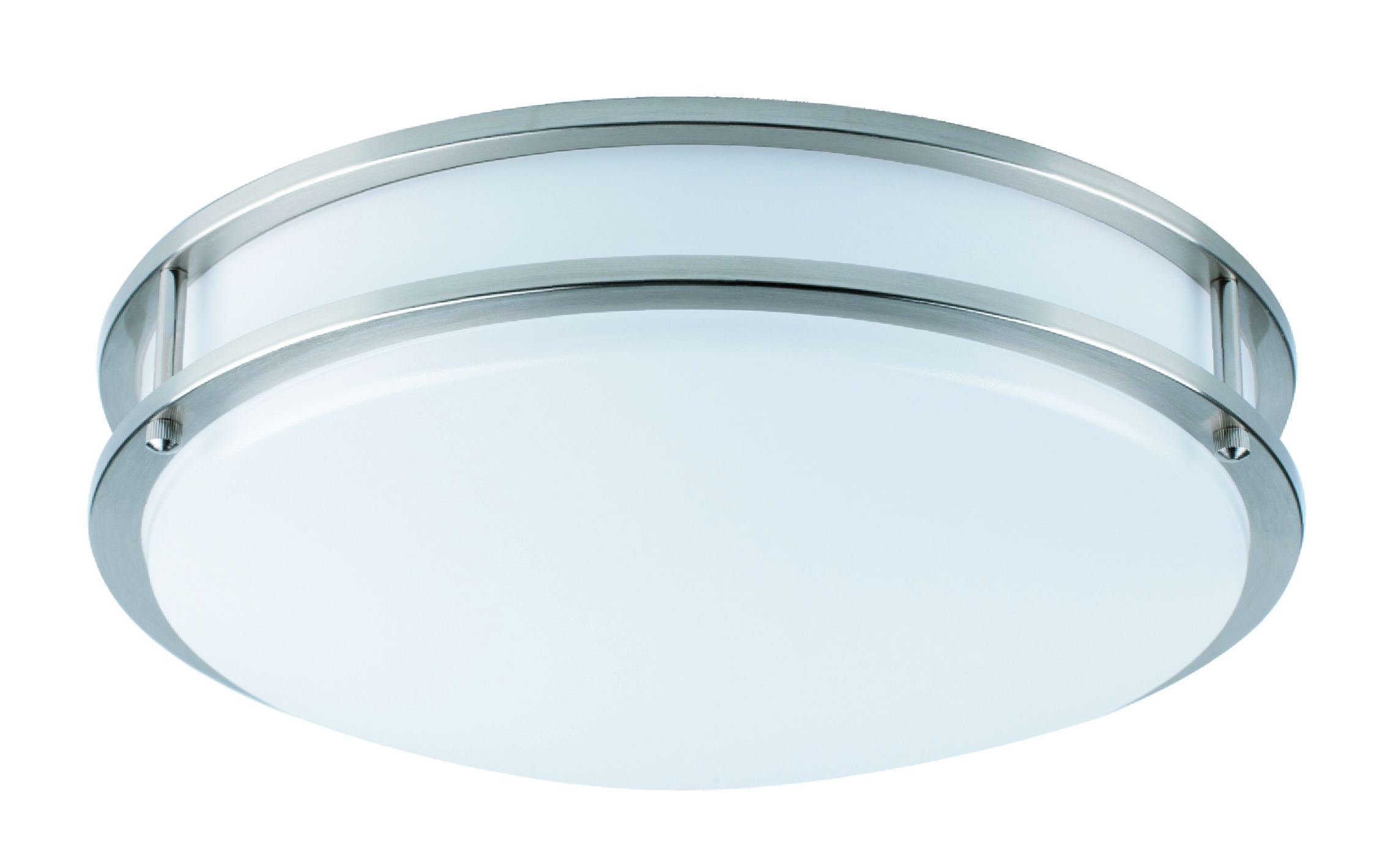 LED 16 inch two ring ceiling light