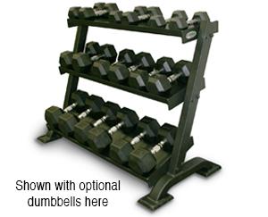 Hex Style Dumbbell Rack