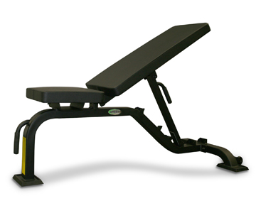 Flat and Incline Utility Bench