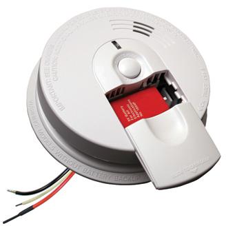 Firex Hardwired Smoke Alarm - Firex I4618 i4618