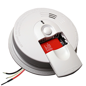 Firex 120V AC Wire-in Smoke Alarm i5000