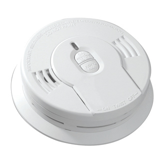 Sealed Lithium Battery Power Smoke Alarm i9010
