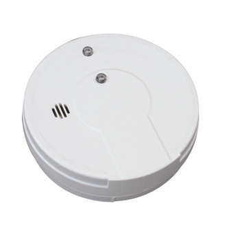 Battery Operated Smoke Alarm with Hush i9060
