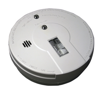 Hallway Battery Operated Smoke Alarm - i9080
