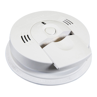 Intelligent Alarm Battery Operated Combination Smoke & Carbon Monoxide Alarm KN-COSM-XTR-BA