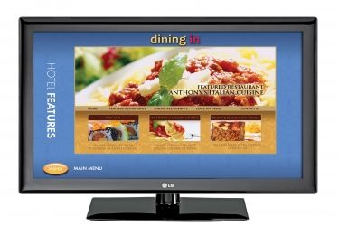 """32"""" class (31.5"""" measured diagonally) Pro:Centricâ""""¢ LCD Widescreen HDTV with Applications Platform"""