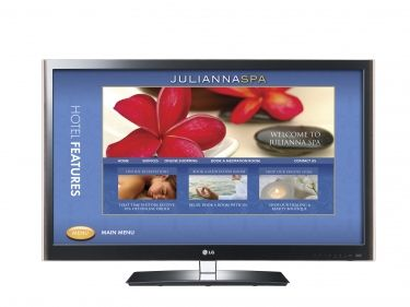 """32"""" class 31.5 measured diagonally Pro Centric TM LCD Widescreen HDTV with Applications Platform"""