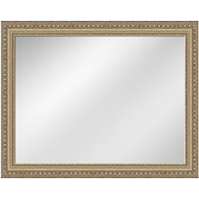 Vanity Mirror Silver Frame 36 x 48