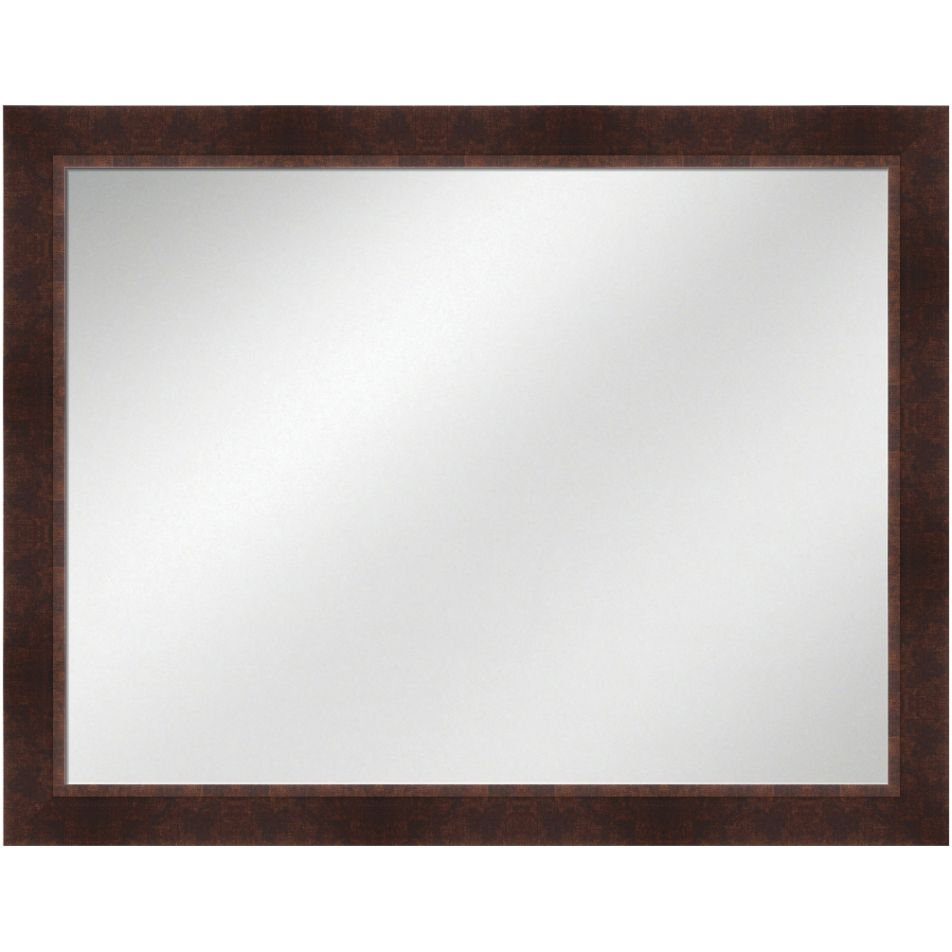 Vanity Mirror Bronze Frame 36 x 48