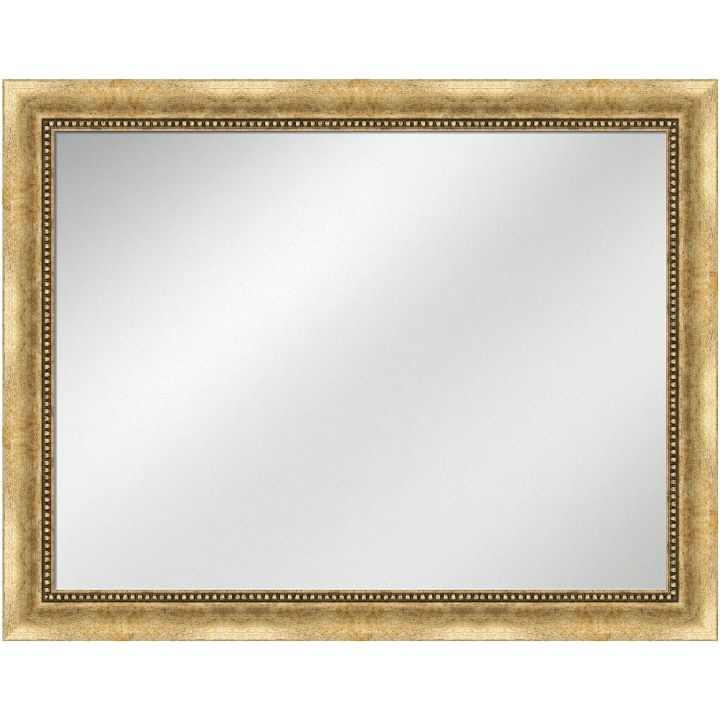 Vanity Mirror Champagne Frame 36 x 48