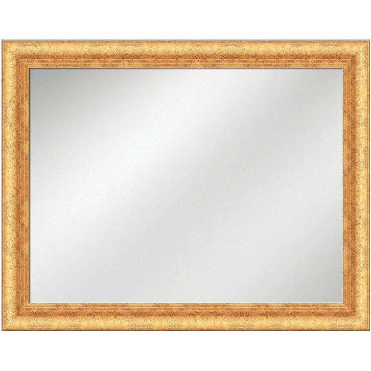 Vanity Mirror Gold Frame 36 x 48