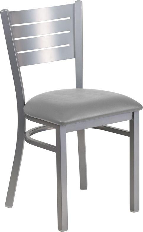 Restaurant Chair - Custom Upholstered Seat